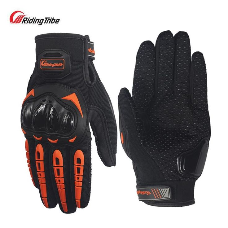 [Visit to Buy] Riding tribe motorcycle gloves motorbike motocross racing gloves moto guantes de motocicleta racing luvas de motociclista gants #Advertisement