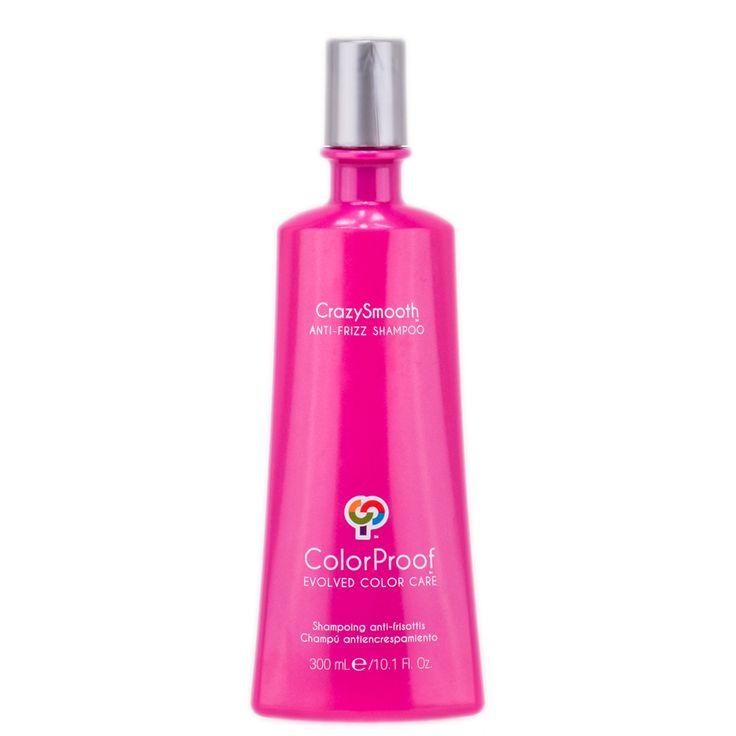 ColorProof Crazy Smooth Anti Frizz Shampoo