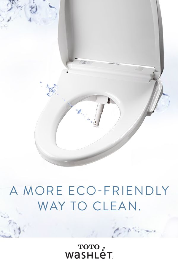 With the power of water and innovation, the TOTO Washlet bidet seat is smarter for you and the environment. Join a refreshing revolution.