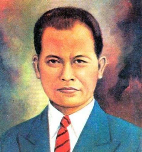 """Otto Iskandar Di Nata dikenal sebagai sosok yang berani memperjuangkan hak-hak petani tertindas, hingga ia dijuluki """"Si Jalak Harupat""""."""