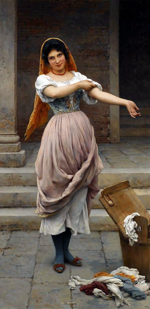 Lo specchio cielo principe stregato il arte arte pintura arte cl sico e pintura y escultura - Lo specchio nell arte ...
