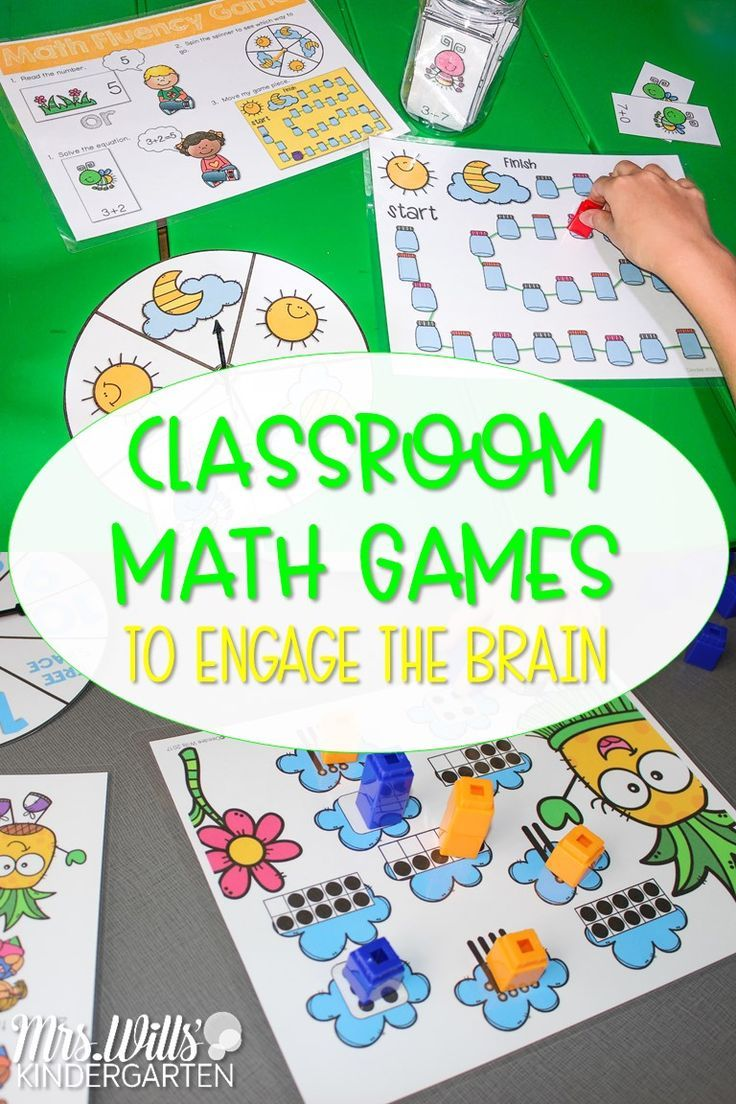 Math Games To Engage The Brain And Explore Fundamental Concepts Kindergarten Math Games Classroom Math Games Math Activities Elementary [ 1104 x 736 Pixel ]