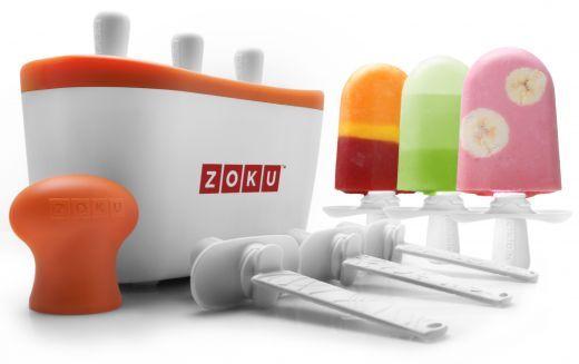 Zoku Trio Quick Pop Maker