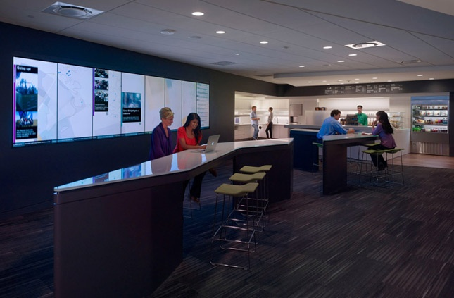 Shimoda Design Group | Steelcase WorkCafe