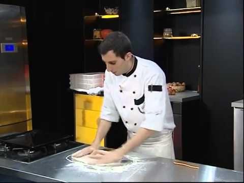 Винченцо Дилилло Телекафе мастеркласс сладкие пиццы 2 часть телекафе