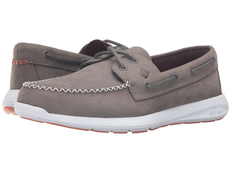Sperry Top-Sider Men's Sojourn Shoes Grey Size 13.0M