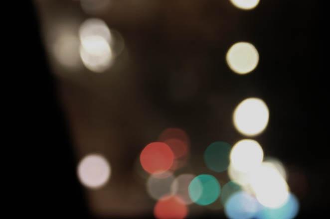 Luces en la ciudad...  City Lights.... By Angela Terlera ©