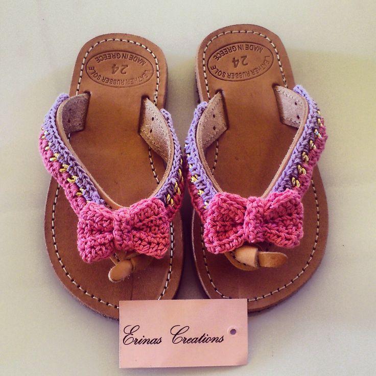 """LouLou"" Handmade sandals"