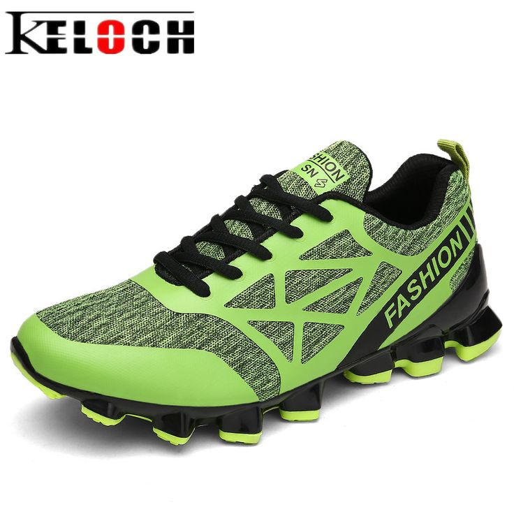 Keloch Men Running Shoes Breathable Male Mesh Outdoor Athletic Shoes Sneakers Men Trainers Zapatillas Deporte Mujer #Affiliate