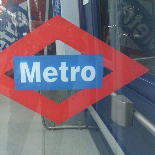 Metro de Madrid!!!
