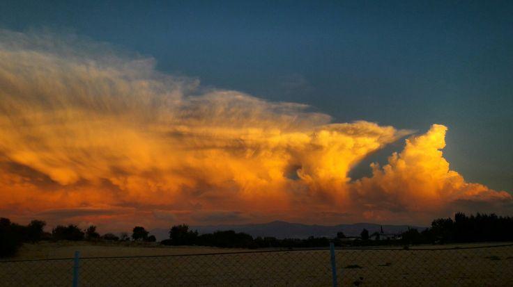 clouds... turkey
