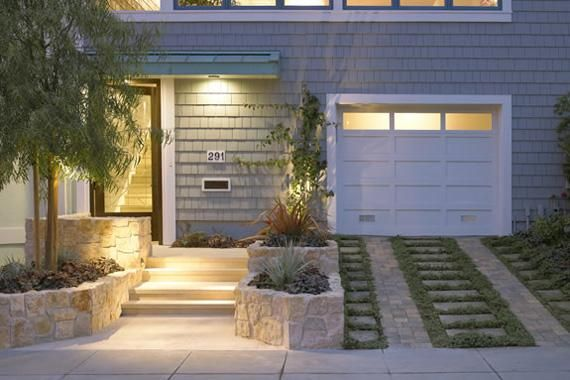Driveway designs play a big role in your home's appearance. With a little imagination, you can have a great-looking driveway. Here are some design ideas.
