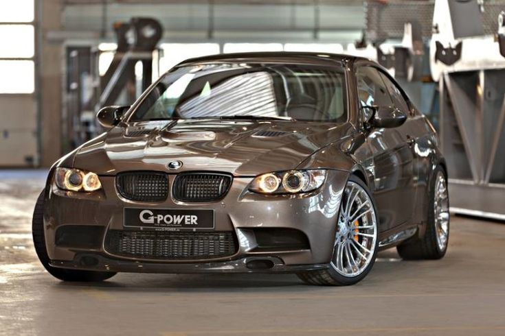 G-Power unveils a 720 horsepower #BMW M3. The BMW M3 Hurricane RS was officially unveiled today by the German tuning company