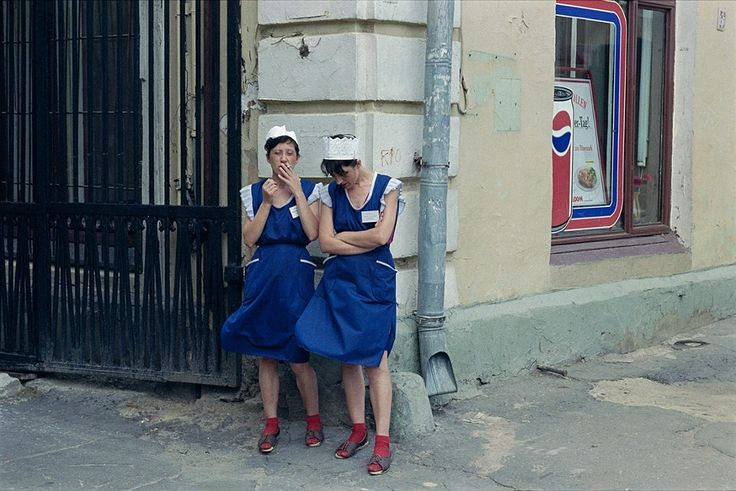 Outside in: how foreign photographers see the post-Soviet world