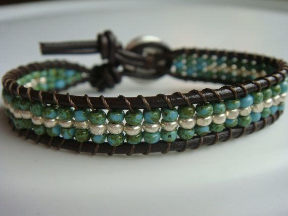1000 images about jewelry leather cord bead wrap on