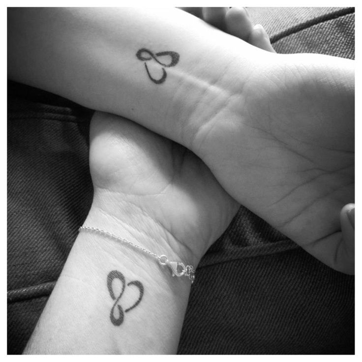 infinity tattoo mother daughter – Google Search                                                                                                       …