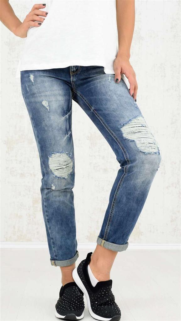 Blue jeans | Χειμερινή Collection 2016 | Potre - 34.9