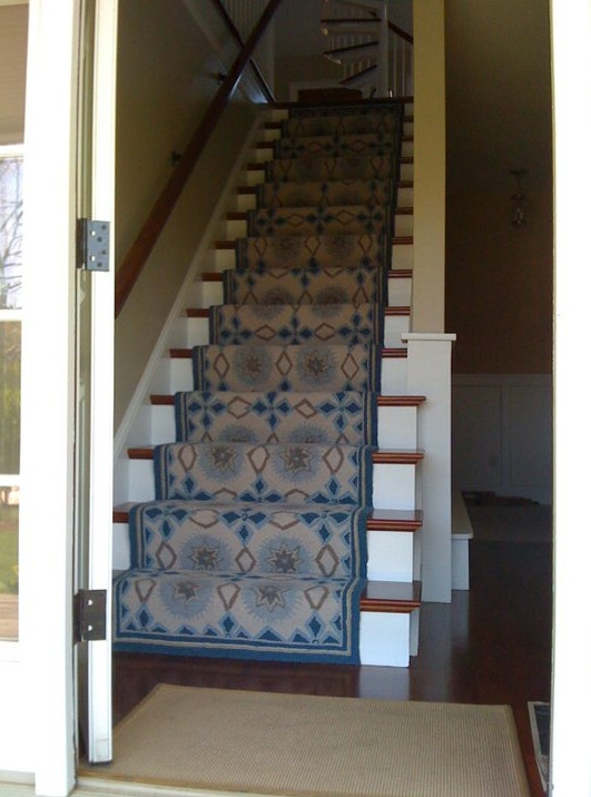Dash And Albert Stair Runner Stairs Pinterest