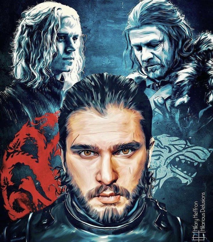 Aegon Jon Targaryen Stark