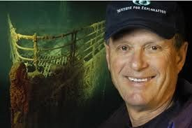 Robert Ballard, marine explorer who found the Titanic