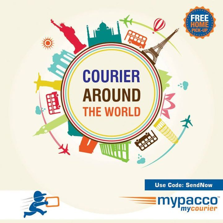#Mypacco sends #courier #online