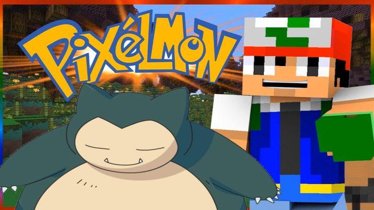 SNORLAX BABY! - PIXELMON #7 (Pokemon Minecraft Mod) /W KILLERKEV