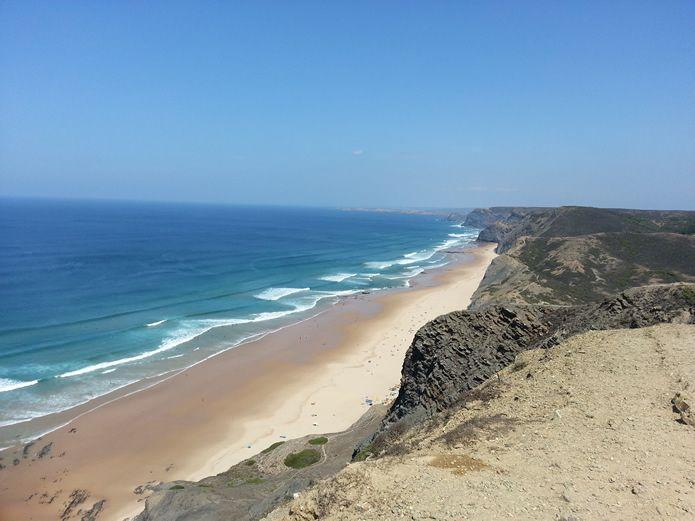Algarve - Praia Cordoama