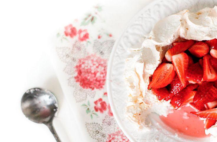 Австралийский торт «Павлова». Пироговедение: 7 рецептов из разных стран мира