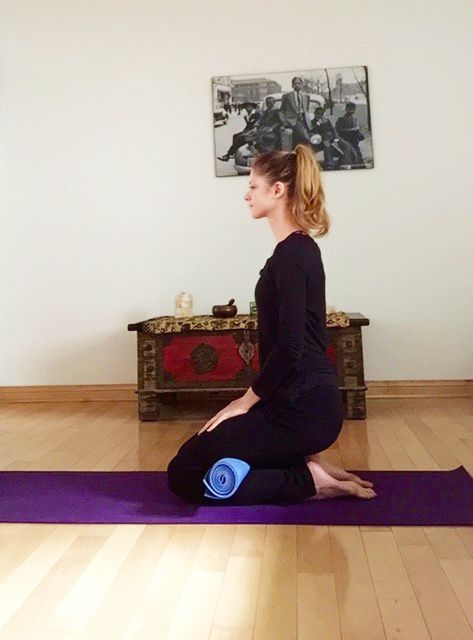 These yoga stretches and massages for the lower legs will relieve tension and tightness from running or walking. By Annika Ihnat