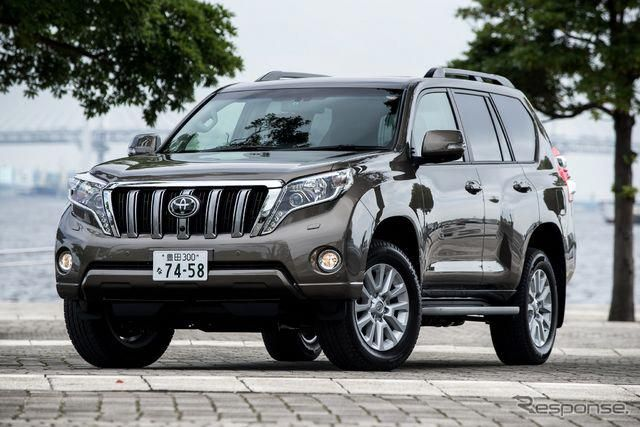 Pin By Sayyed Sajjad On Car Truck Suv In 2020 Toyota Land Cruiser Prado Toyota Land Cruiser 150 Land Cruiser