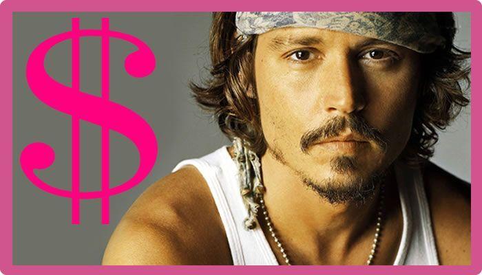 Johnny Depp Net Worth #JohnnyDeppNetWorth #JohnnyDepp #gossipmagazines