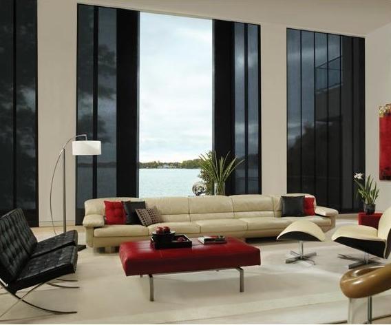 A Modern Alternative To Vertical Blinds Interior Decor