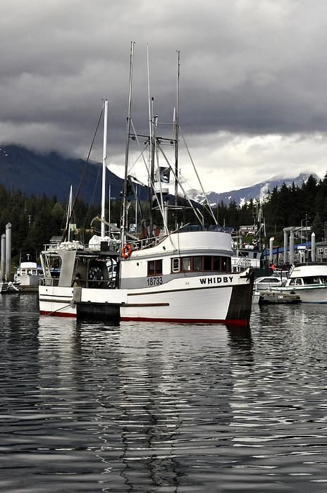 621 best images about boats and fishermen on pinterest for Alaska fishing boats