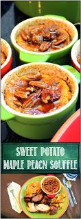52 Ways to Cook: Sweet Potato Souffle with Maple Pecan Syrup - Church PotLuck Side dish or Dessert