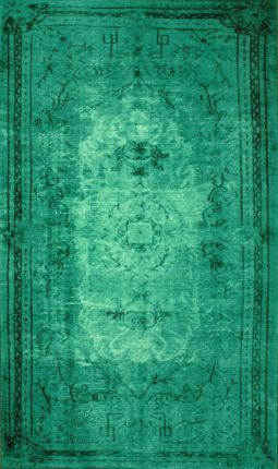 Rugs USA Winsdor Elmas Overdyed Turquoise Rug | $316.00