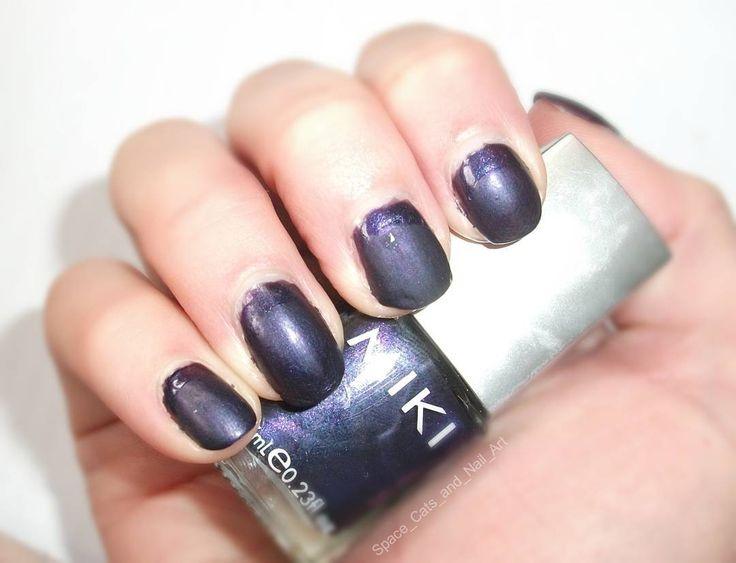 matte half moon nails  Base coat - Sally Hanson nail Rehab Matte top coat - OPI matte top coat Top coat - Maxfactor Glossfinity 05 top coat Purple - Miki H8  #mattenails #purplenails #easynailart #simplenailart #halfmoonmani #Miki #OPI #opinewzealand #opinailpolish #nailpolish #nailart #nails #manni #manicure