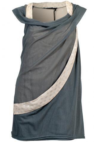 Mado   Mado Tunic Grey Green Womenswear