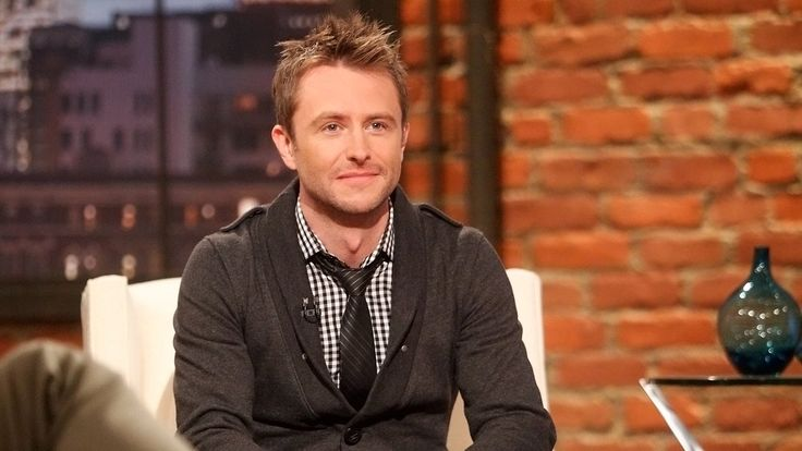 Chris Hardwick - talk nerdy to me  :)