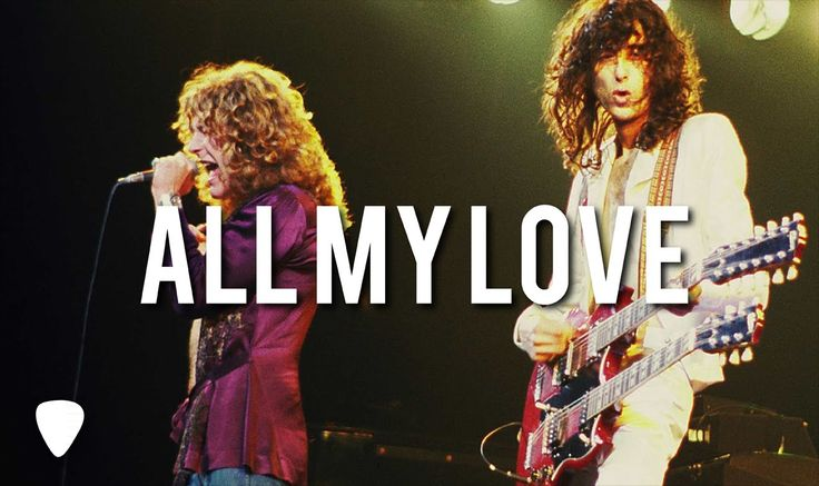 Led Zeppelin - All My Love | Subtitulado