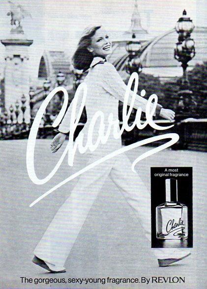 Charlie perfume, cheap!