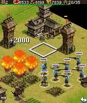 Free download java game Age of Empires III: The Asian Dynasties Mobile on your mobile phone! Image №2