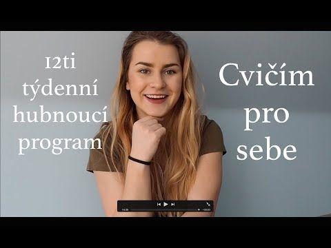 CVIČÍM PRO SEBE | 12ti týdenní hubnoucí program | úvodní video + SOUTĚŽ | Little Niky - YouTube