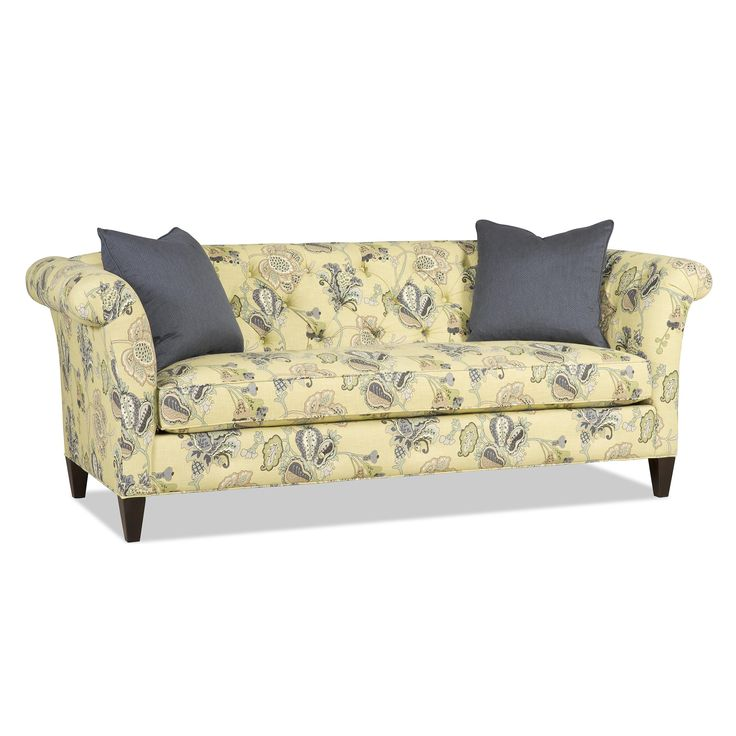 Mia Traditional Bench Sofa by Sam Moore