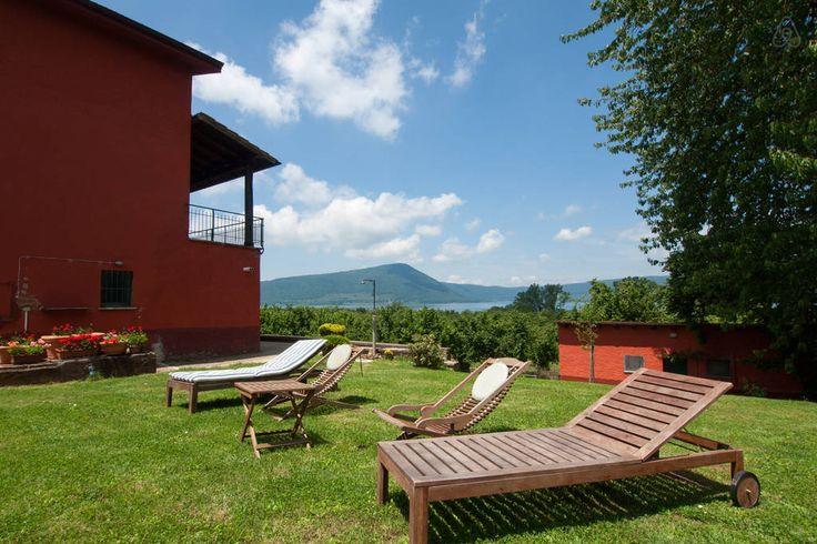 Sunny at #Lago di Vico,Ronciglione. # B&B La Finestra sul Lago