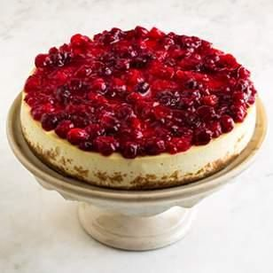 Try this crowd-pleasing favorite Cranberry-Lime Cheesecake. This easy recipe will make you look like a pro in the kitchen. Enjoy new recipes this holiday season.