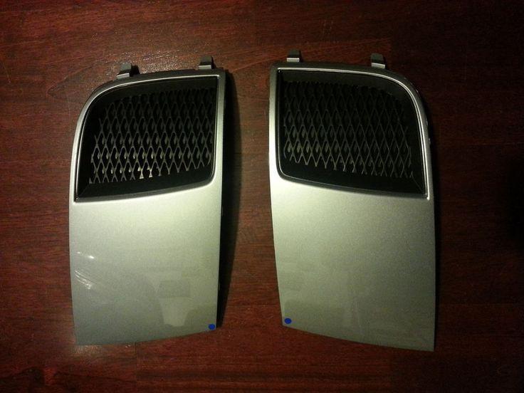 2011-2014 Subaru IMPREZA WRX STi Fog Light Covers OEM 57731FG310