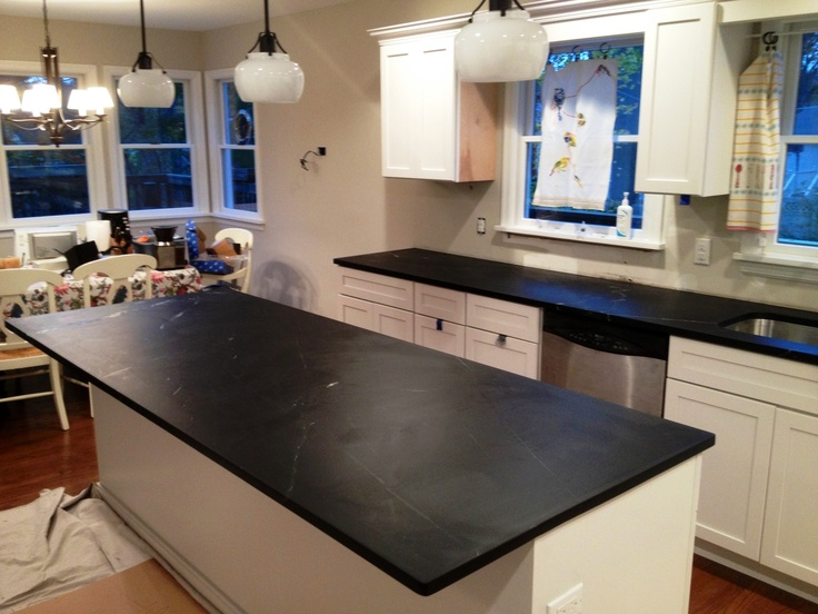 116 Best Images About Soapstone Countertops On Pinterest