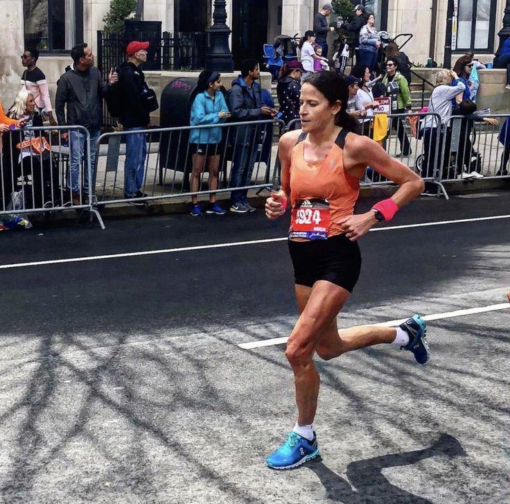 KAREN THIBODEAU BOSTON MARATHON 2019 Boston marathon