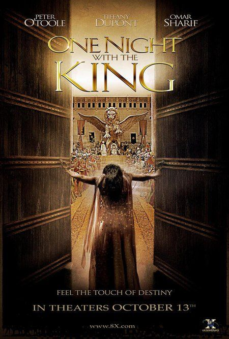 One Night With The King chronicles the life of the young Jewish girl, Hadassah, who goes on to become the Biblical Esther, the Queen of Persia, and saves the Jewish nation from ...