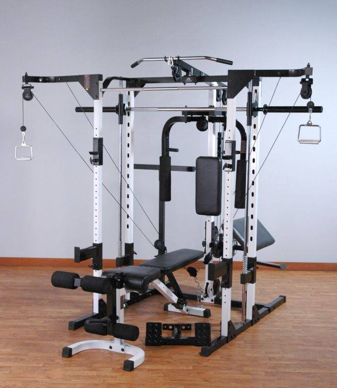 85 Best Images About Home Gym On Pinterest Cable Half